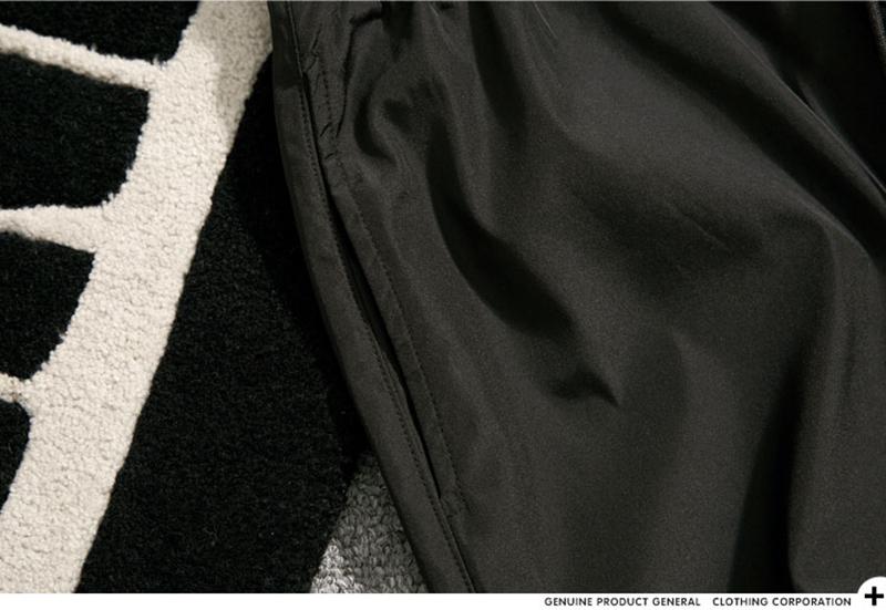 Loose Hip Hop Cargo Pants Men Camouflage Patchwork Harem Mens Trousers Streetwear (39)