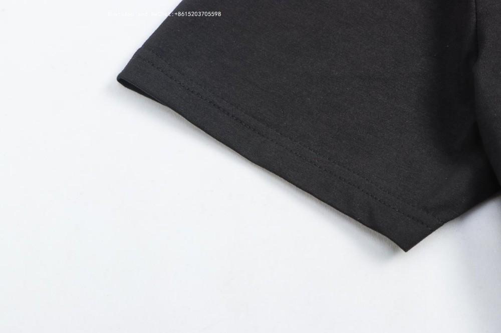 Ventilação de verão e transpiração gola redonda Homem T-shirt de Manga Curta moda Maré Estilo Masculino Desgaste dos homens t camisas para homens tshirts