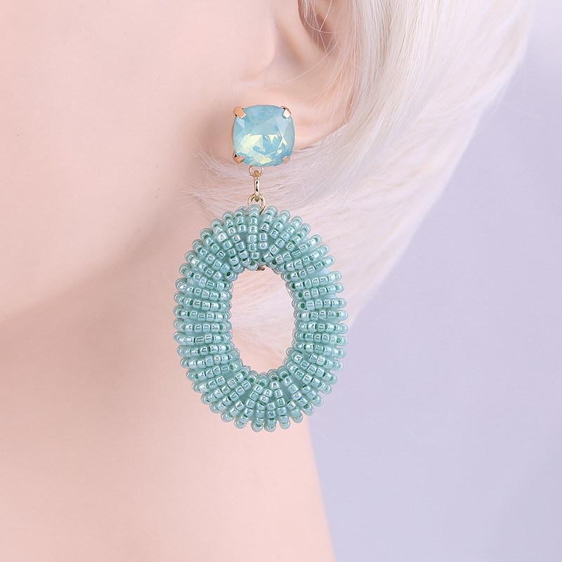 earrings Lt Blue