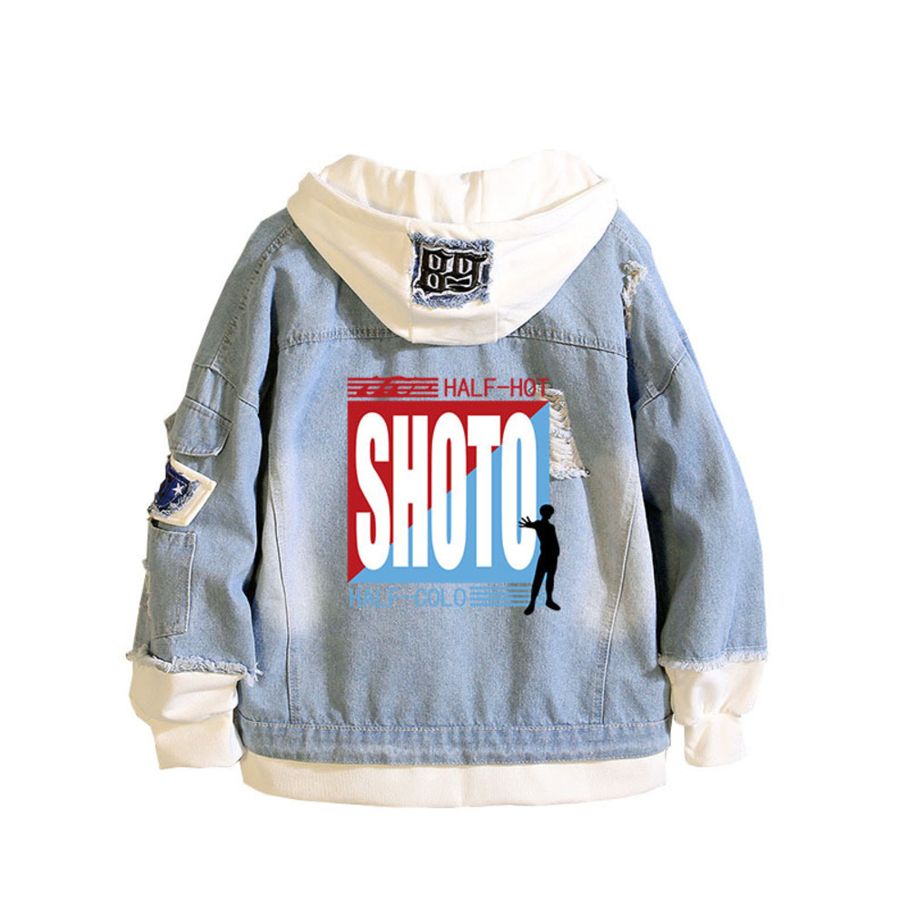 FASHION#CC Soccer American Flag Mens Pullover Hoodie Coat with Pockets