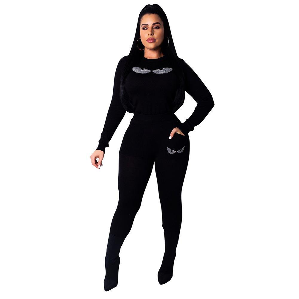 women set tracksuit hoodie legging outfits long sleeve shirt pants sweatsuit pullover tights sportswear fashion sports suit