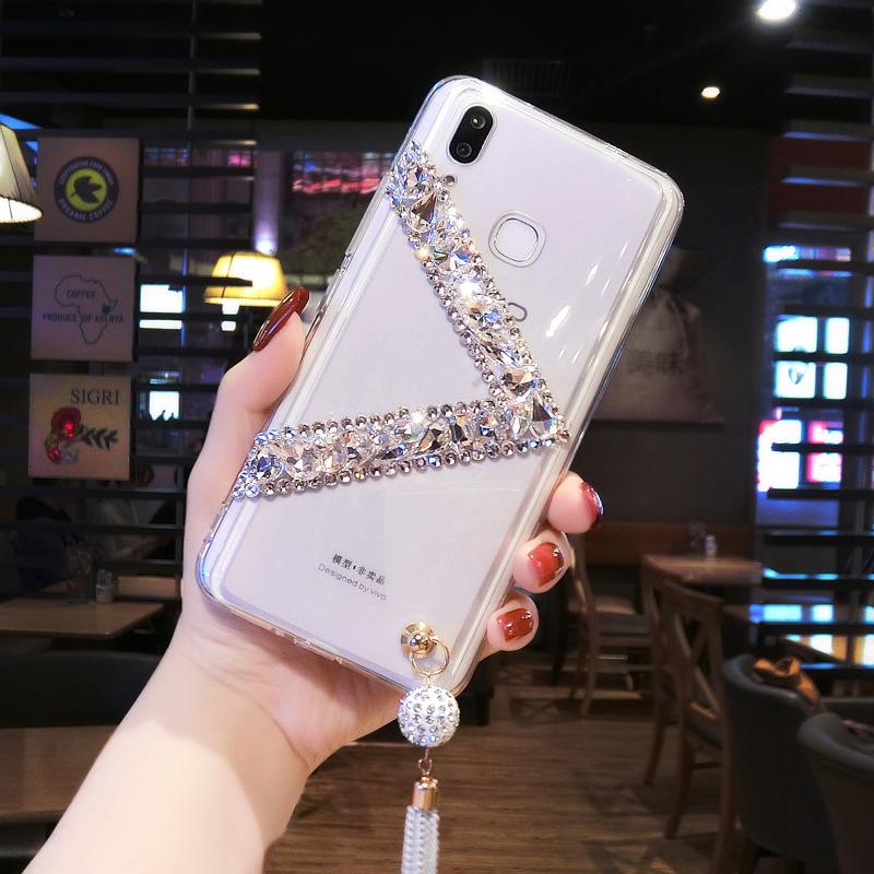 V shape diamond handmade (2)