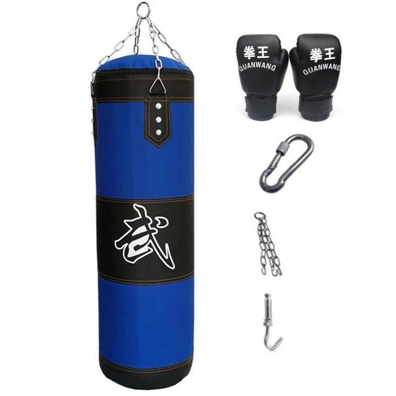 5-25kg Fitness Sac de Puissance bulgare pour la Formation Sportive Boxe Punching Bag Sac de Sable Vide Sac de Puissance bulgare