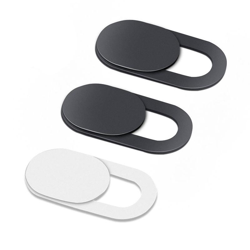 / Sets Webcam Cover Shutter Magnet Slider Camera Cover For Mac Iphone Laptops Phone Lens Web Cam Protect Privacy Sticker J190704