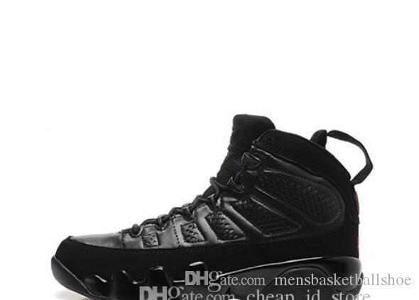 Новый дизайнер мужские 9 дешевые 9s разводили LA баскетбольная обувь Space Jam черный белый дух тур желтый спортивные тренеры кроссовки обуви
