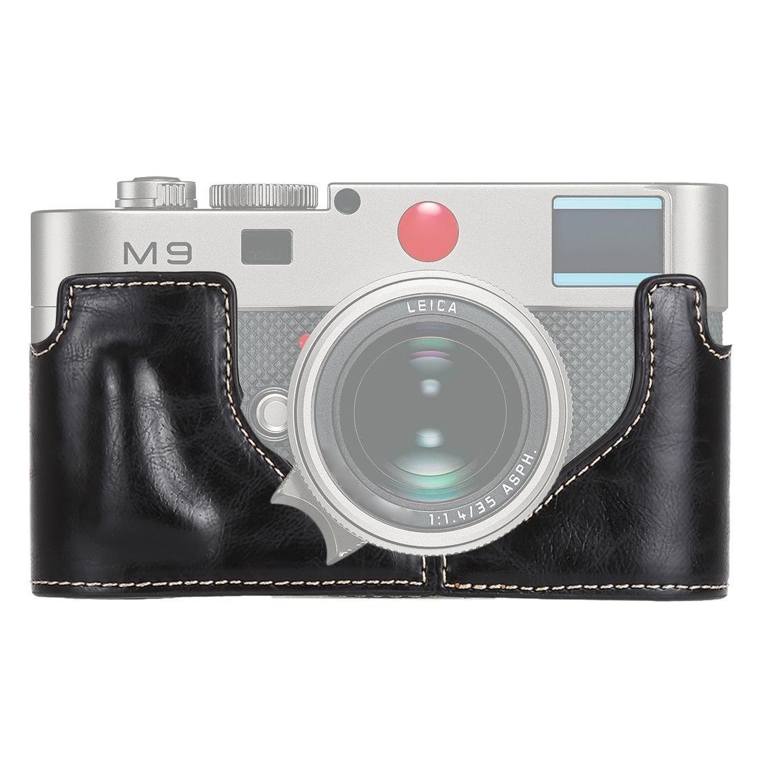 Azul Metal Suave Disparador Para Leica Contax Fujifilm X100 Tamaño S