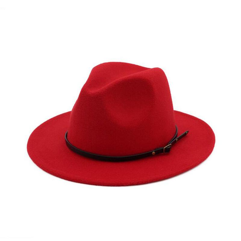 4_fedora hat woman