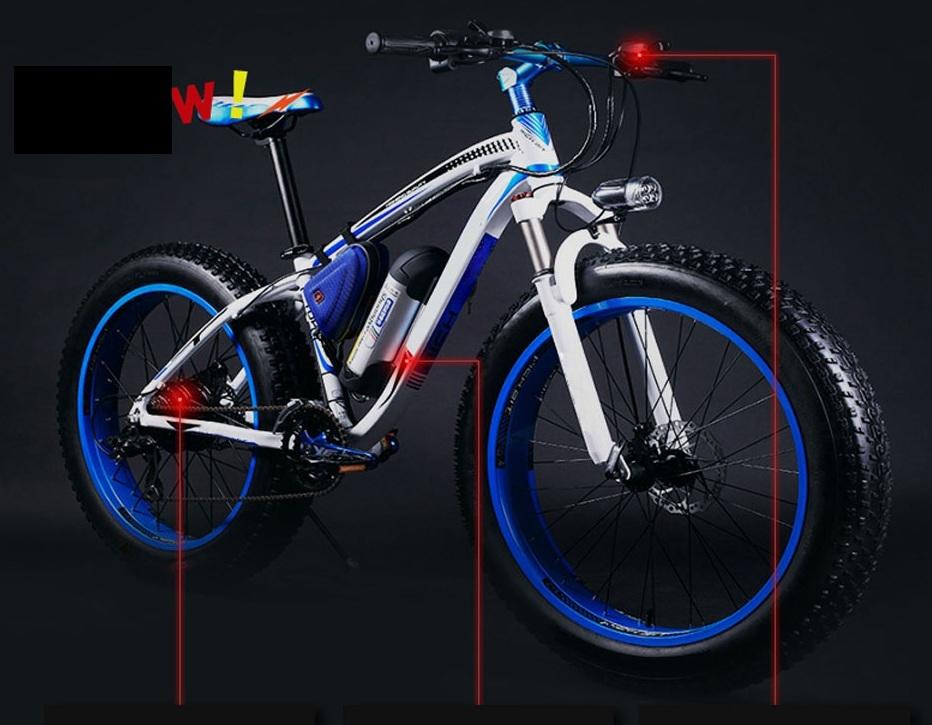 36v 10.4ah electric bike_