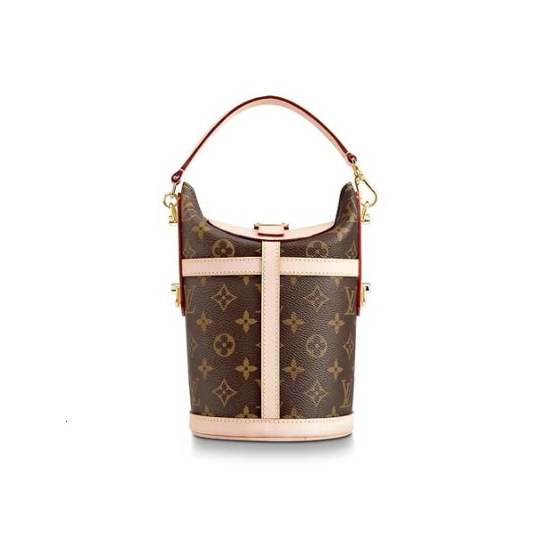 /  2019 Ms. New Handbags Shoulder Cross Fries Bags M43587