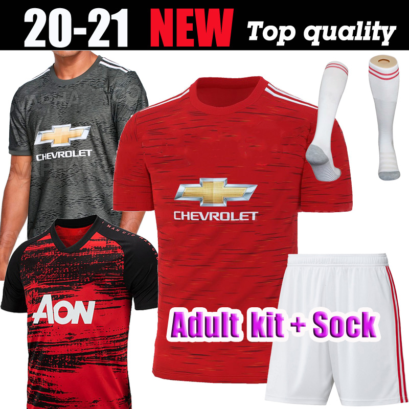 Wholesale Best Football Kits Man Utd For Single S Day Sales 2020 From Dhgate