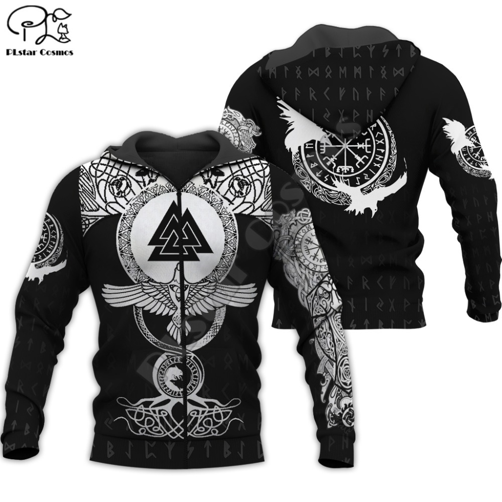 viking-symbols-3d-all-over-printed-clothes-da346-zipped-hoodie