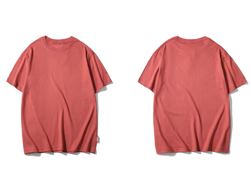 Casual Cotton Solid Tshirts 6