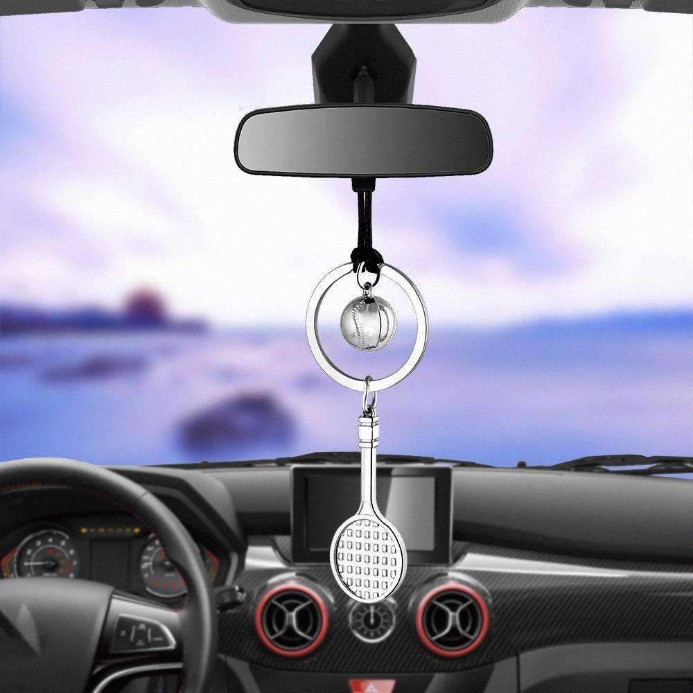 Dangling Ornaments Vehicle Accessory Rearview Mirror L-15 Megamart Car Hanging Decoration