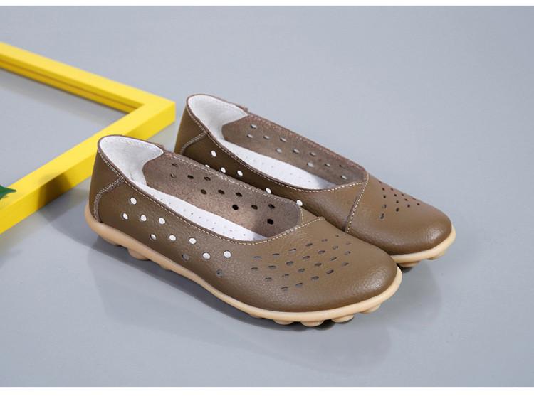 AH 5929-1-2019 Summer Woman Flats Cut-Outs Women Loafers-21