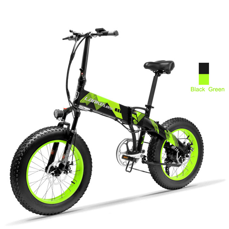 Daibot Electric Scooter Adults Two Wheels Electric Bicycle 20 Inch Big Tire 500W Electric E Bike Scooter With Double Brake (9)