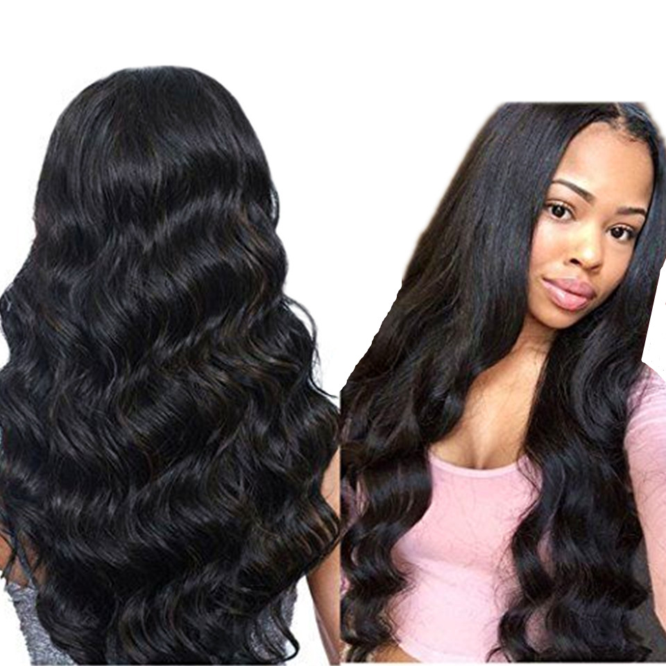 body wave full lace wig for women