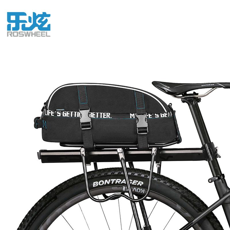 LKN 25 L Étanche Arrière Unique bicyclette arrière Sacoche Sac Vélo Siège Arrière Coffre