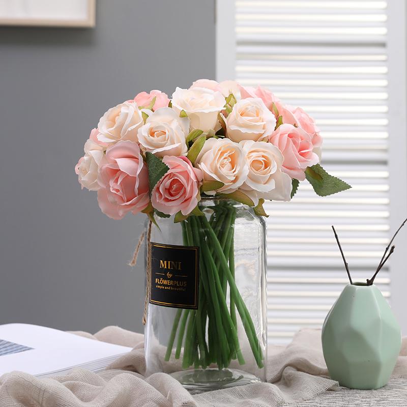 36 rosas cabezas streurosen rosas streudeko rosas fiel rositas dispersión centro de mesa
