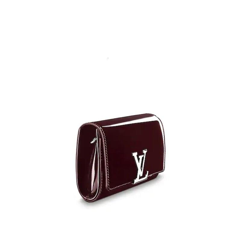 LLhandbag LOUISE PM elegant calf leather ladies shoulder clutch M53094