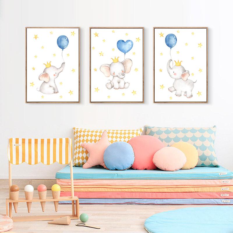 baby nursery wall art (1)