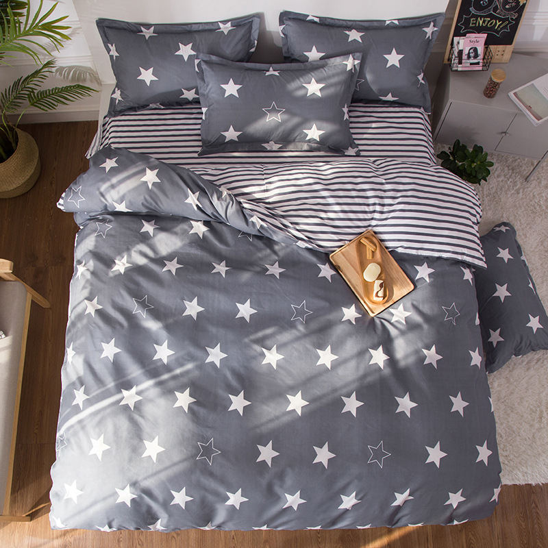Kaeppel Castor linge de lit étoiles Stars