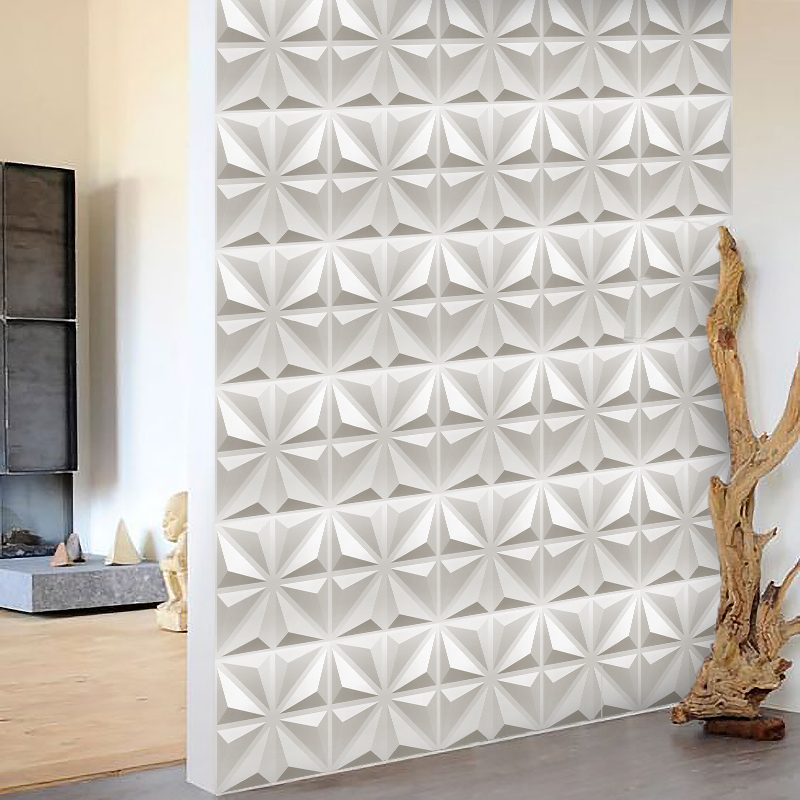 Removable bedroom decorative wall panels waterproof 3d wall panels