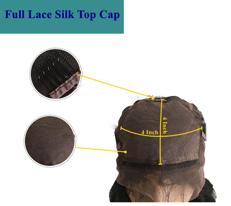 full lace silk top
