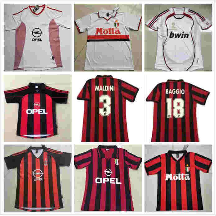 Sconto Milan Breve Jersey   2021 Milan Breve Jersey in vendita su ...
