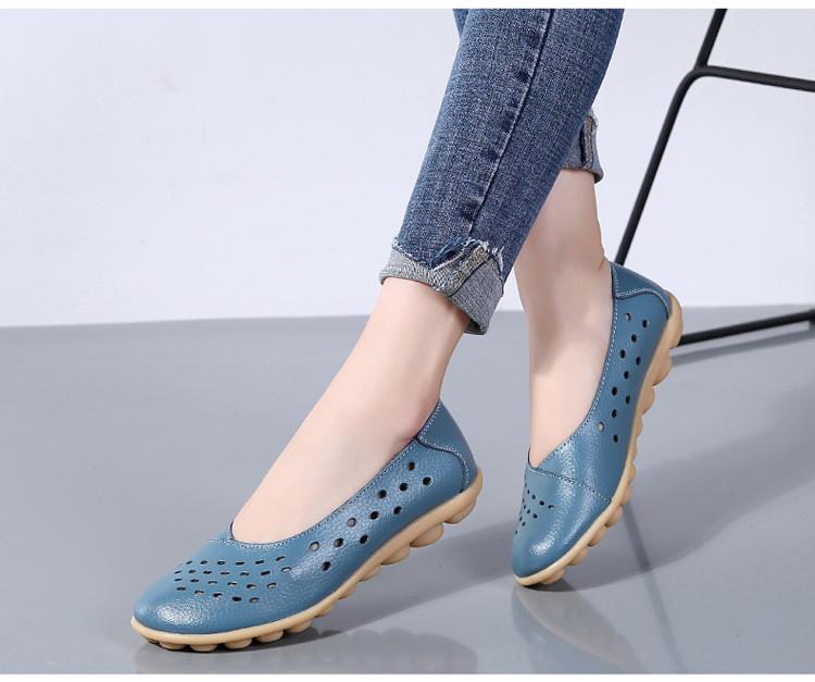 AH 5929-1-2019 Summer Woman Flats Cut-Outs Women Loafers-15