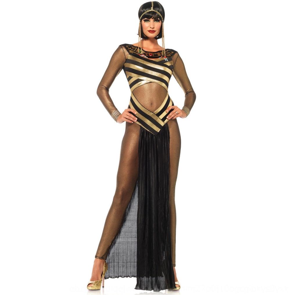 Discount Cleopatra Halloween Costumes Cleopatra Halloween Costumes 2020 On Sale At Dhgate Com