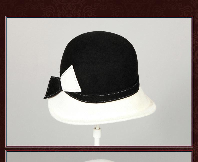 vintage felt hats