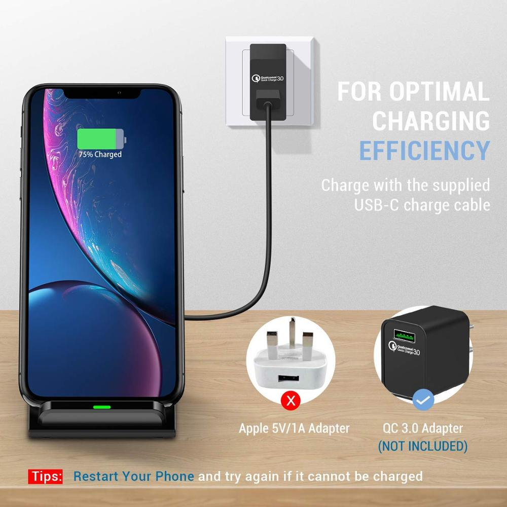 FDGAO-Qi-Wireless-Charger-15W-10W-7-5W-USB-C-QC-3-0-for-iPhone-11