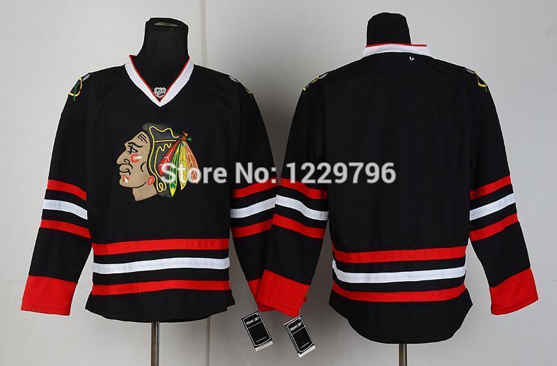 Chicago Blackhawks Black blank