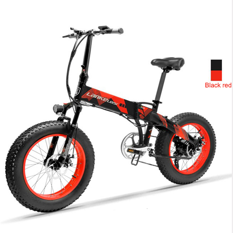 Daibot Electric Scooter Adults Two Wheels Electric Bicycle 20 Inch Big Tire 500W Electric E Bike Scooter With Double Brake (6)
