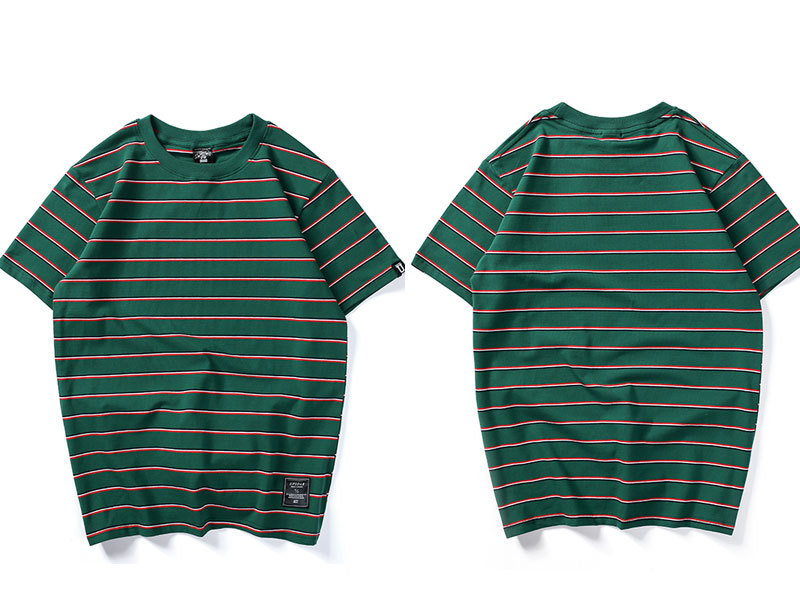 Harajuku Stripe T Shirts 6