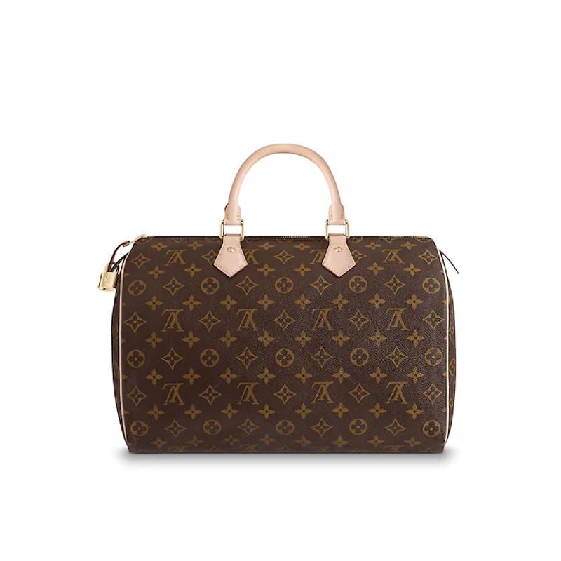 /  19 new SPEEDY 40 handbags old flower handbag Boston handbag M41106