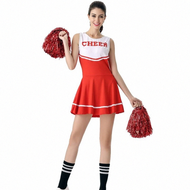 sexy cheerleader spaltet