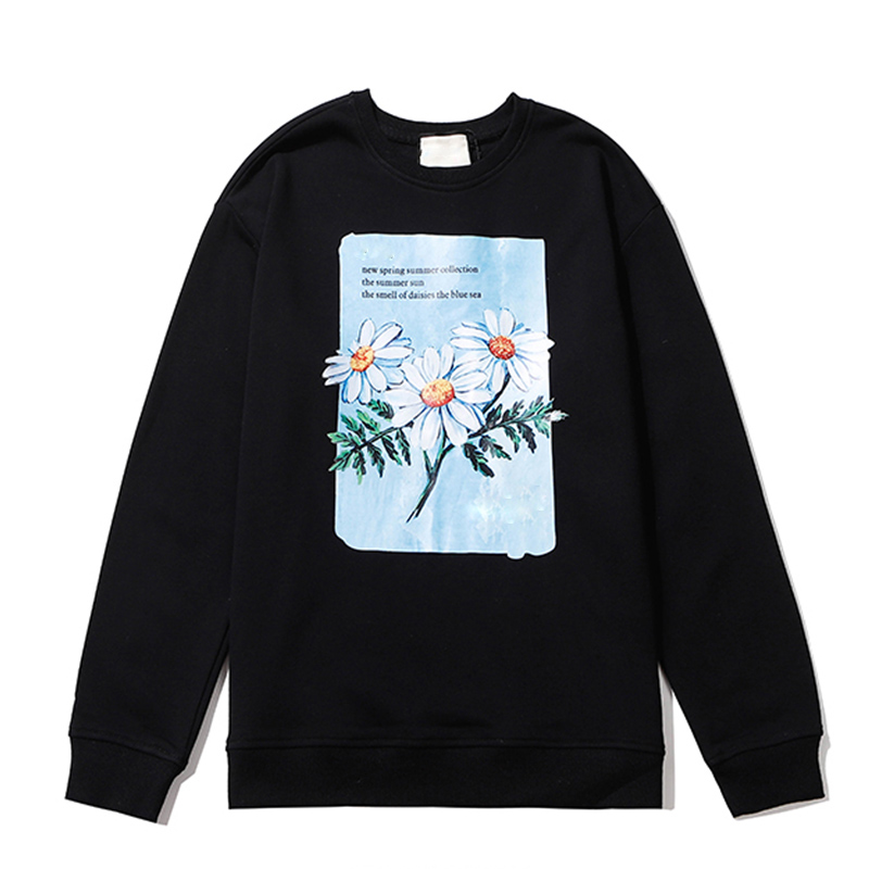 Cherry Designer Sweatshirts Long Sleeve Shirts Men Hoodies Exotica Brand Top Autumn Spring man women luxury clothing Printed letters Sweater