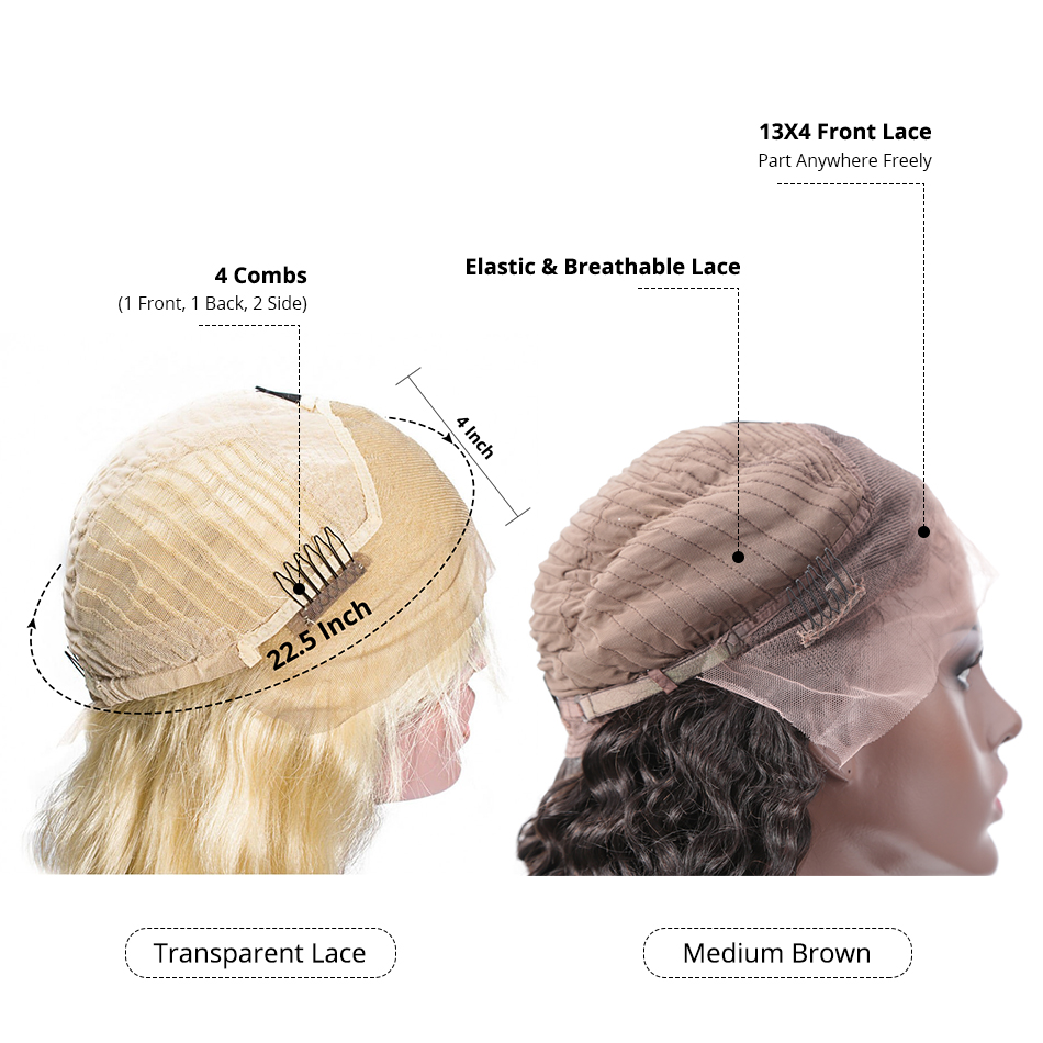 613-Human-Hair-Lace-Front-Wigs-Pre-plucked-With-Baby-Hair-Straight-Blonde-Bob-Wigs-Rosabeauty