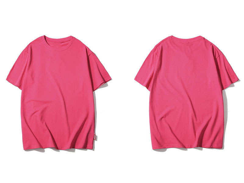 Casual Cotton Solid Tshirts 4