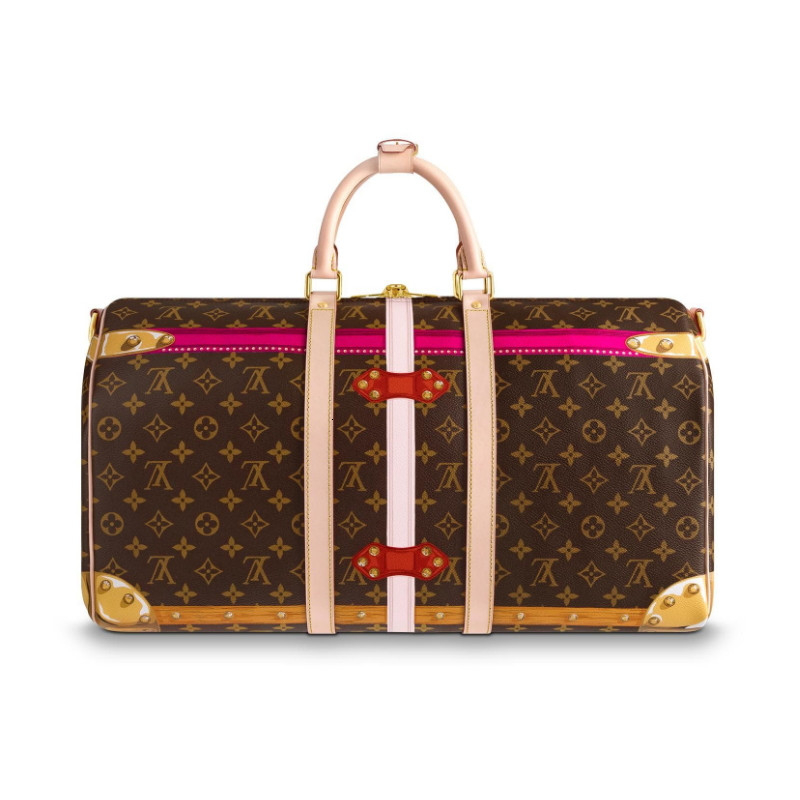 /  limited edition show KEEPALL50 (with shoulder strap) travel bag M43613