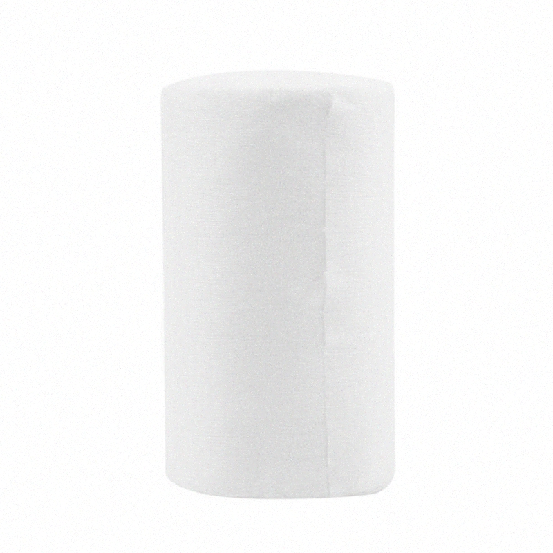 Exceart 1 Rolls Disposable Diaper Liner Bamboo Liners for Cloth Diaper Nappy Paper Mat White
