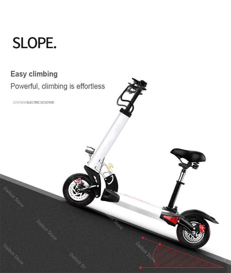 Powerful Electric Scooter 2400W 60V Two Wheel Electric Scooters Dual Drive High Speed 70KMH Foldable Kick Scooter Adult (15)