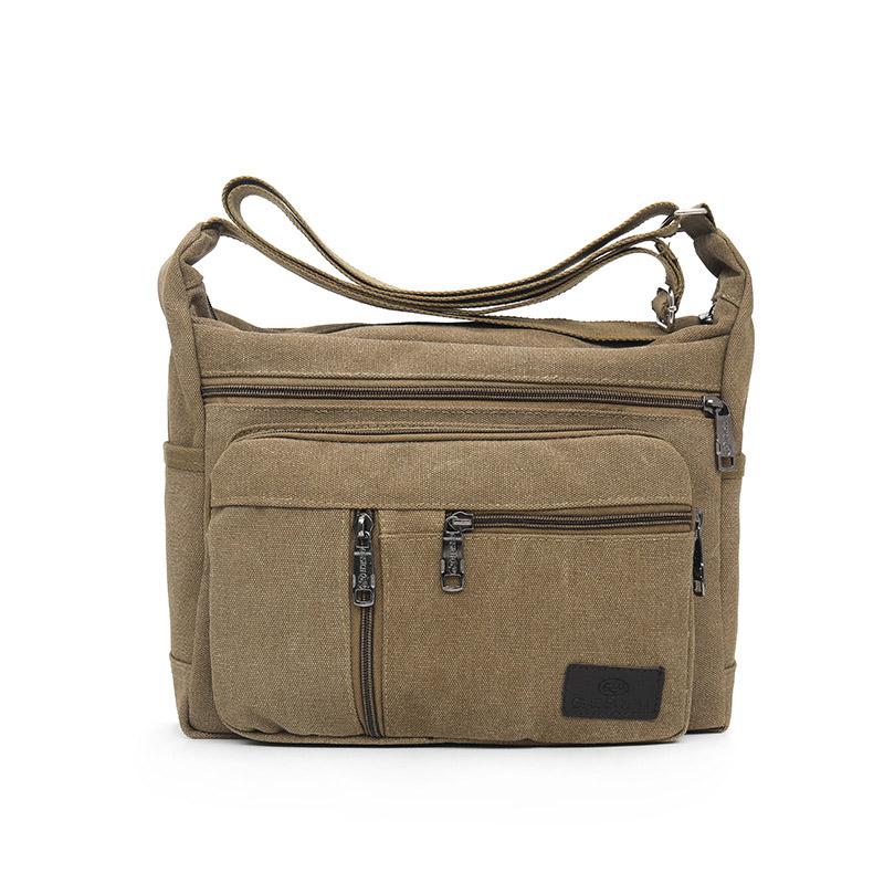 Korean leisure man bag Fashion shoulder bag PUMan bags Vintage Messenger bag handbag Travel bag
