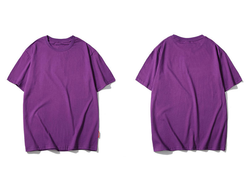 Casual Cotton Solid Tshirts 8
