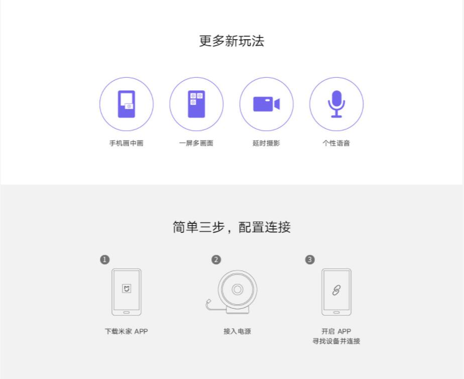 Newest Xiaomi mijia AI Smart IP Camera 1080P IP65 waterproof full HD quality Infrared Night Vision 170 degree super wide angle (12)