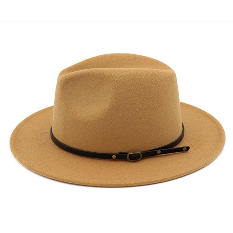 12_fedora hat woman
