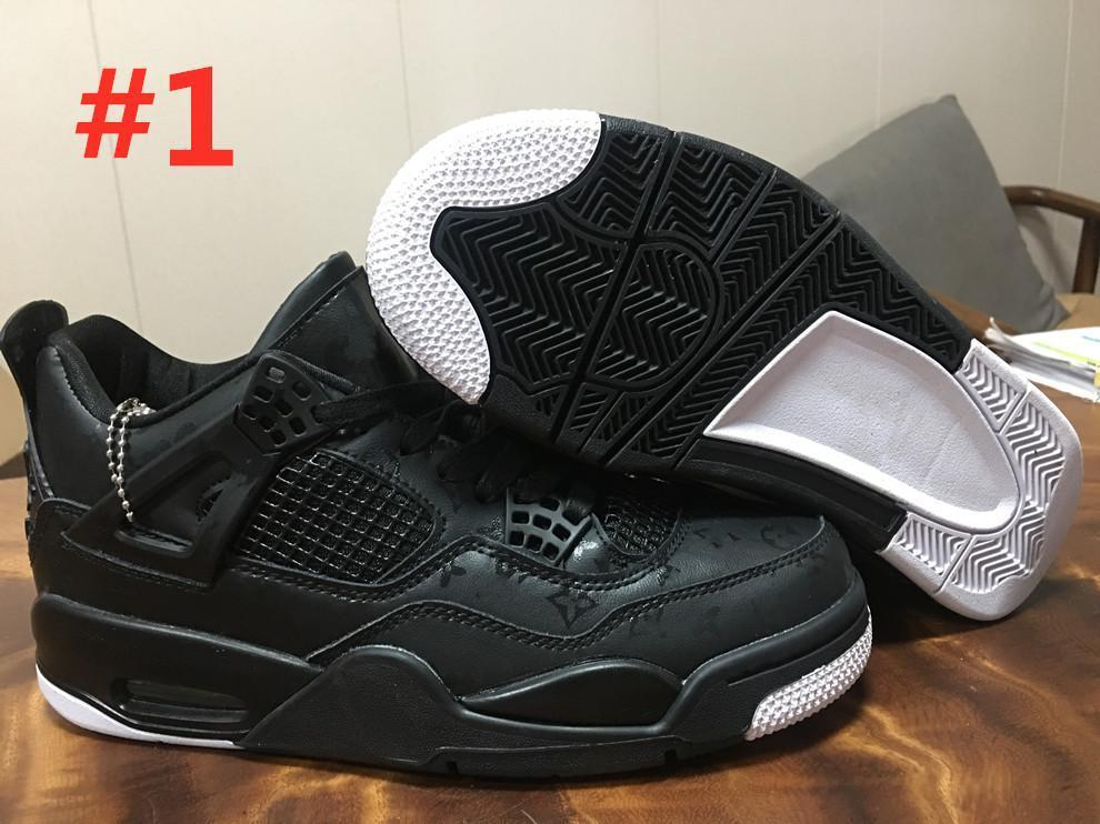 Top quality 2020 New big boy Bred 4 4s IV Mens Basketball Shoes white cement Men Sports Sneakers