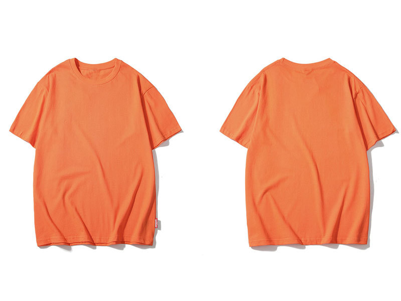 Casual Cotton Solid Tshirts 7
