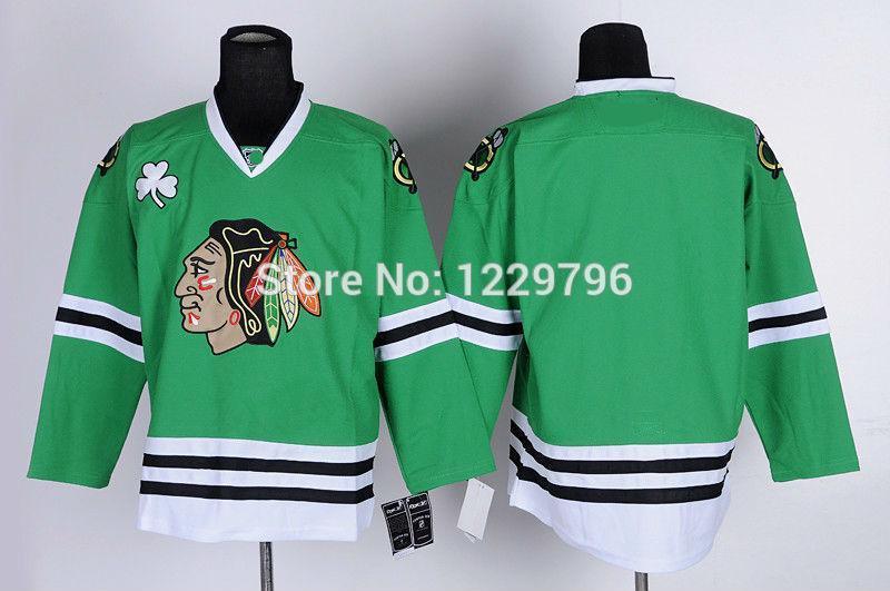 Chicago Blackhawks Green blank